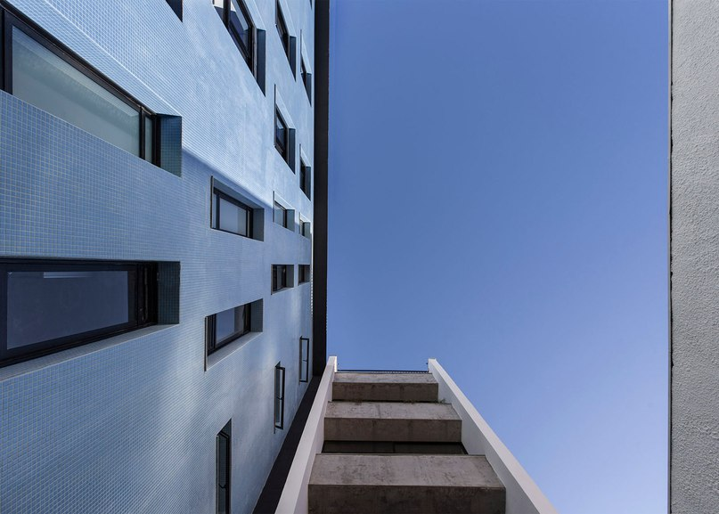 Brazilian apartment block by Arquitetura Nacional features