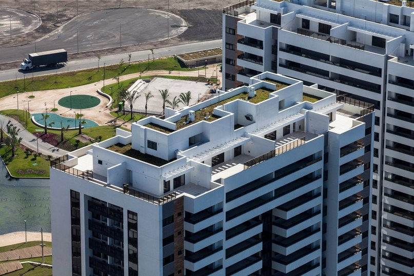 Rio 2016 Athletes Village remains unfinished ahead