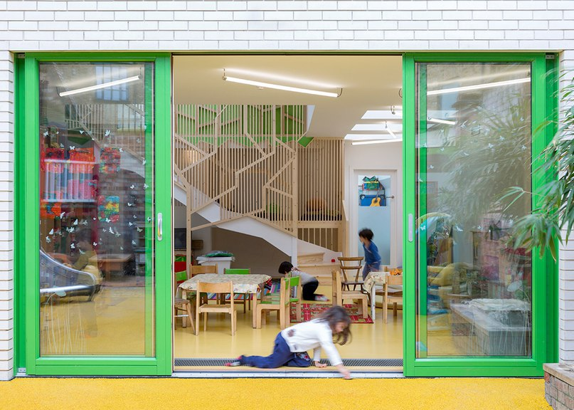 Lipton Plant adds indoor treehouse to Bath