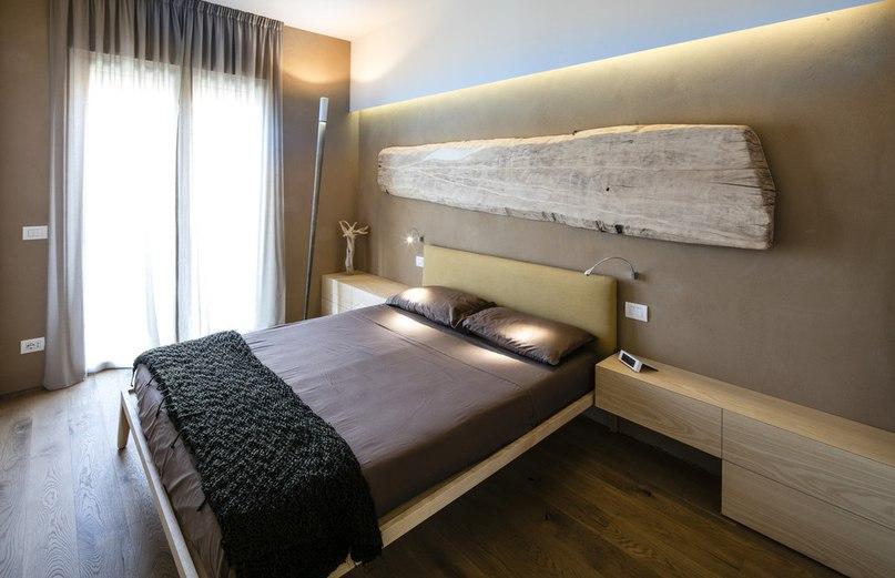 Часть 1. Интерьер квартиры в Риме Студия Fabio
