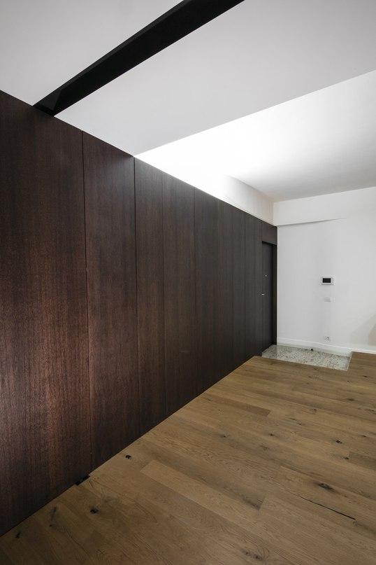 Часть 3. Интерьер квартиры в Риме Студия Fabio