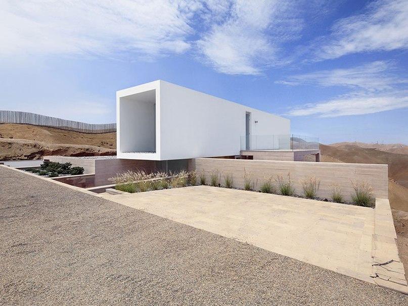 Архитектурная студия их Перу Domenack Arquitectos может