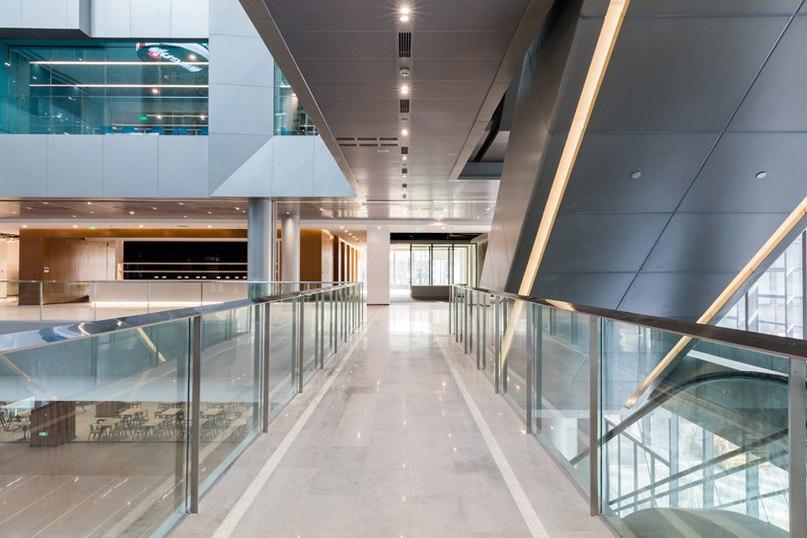 aedas shapes vast beijing office building mimicking