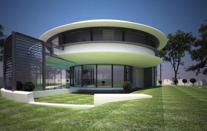Архитекторы не перестают удивлять современных обывателей своими