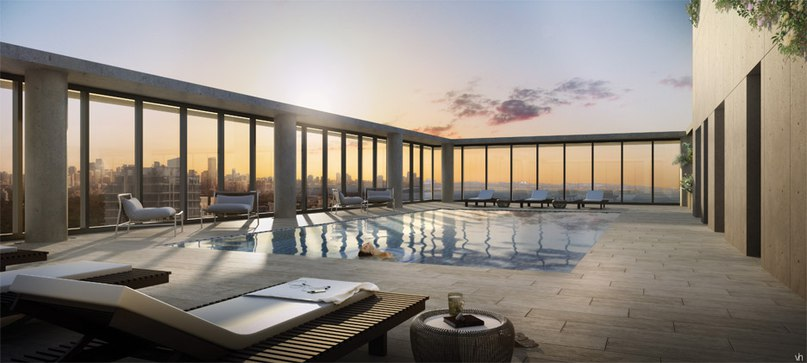 Penthouse in BIG