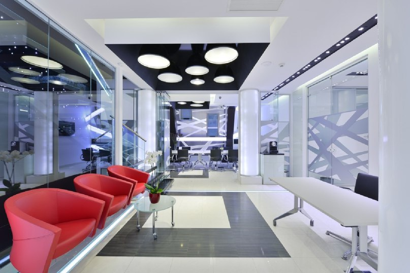Modern Office in Romania Is Not Your