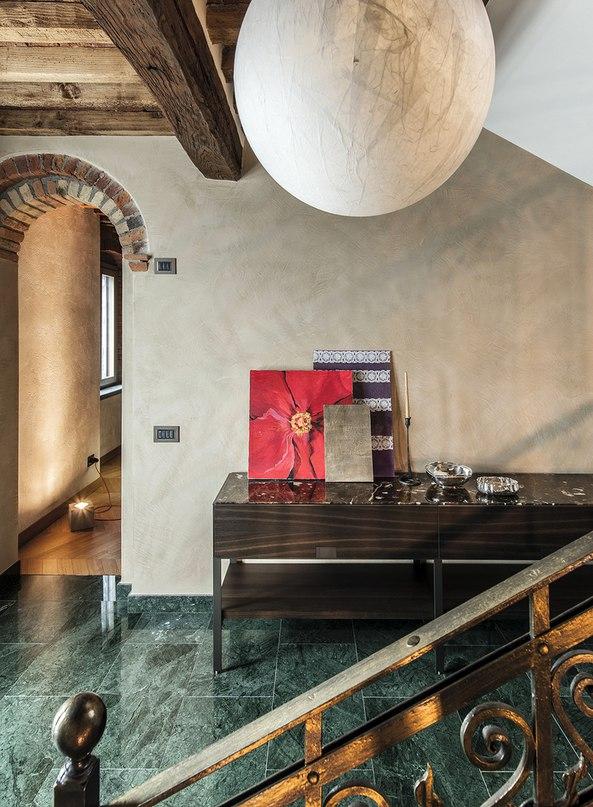 Часть 2. Восстановление исторического дома в Италии Исторический