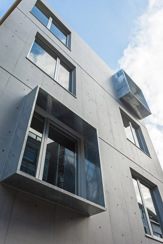 Modelia Days apartment block in Tokyo features