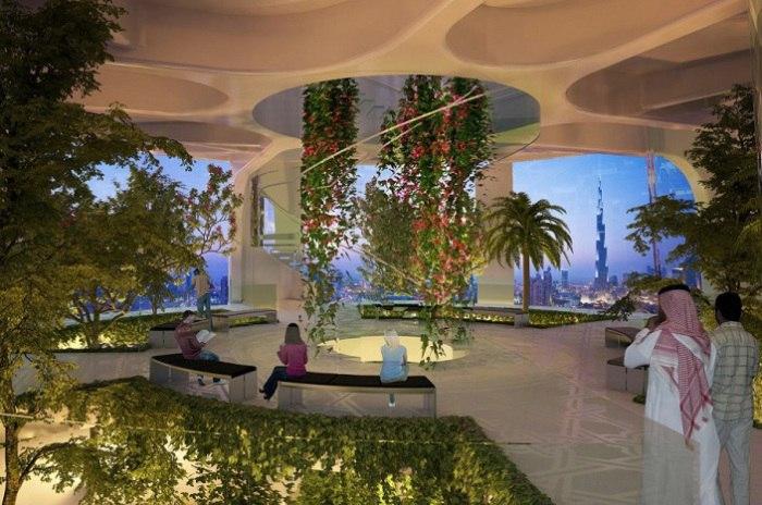 Пожалуй, для архитекторов Дубаи является городом мечты,