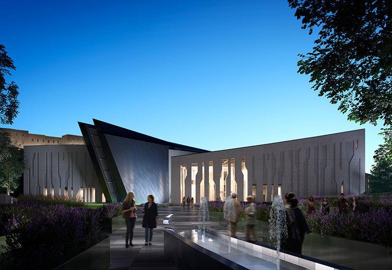 daniel libeskind plans to build kurdistan museum