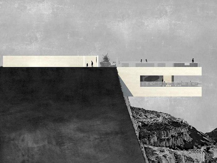 Современные архитекторы не перестают удивлять все более