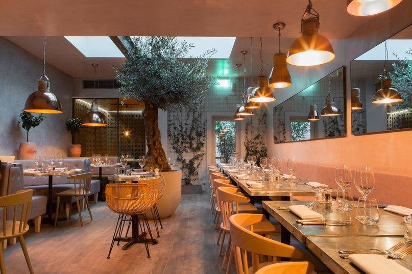Часть 1. Проект ресторана французской кухни Bandol