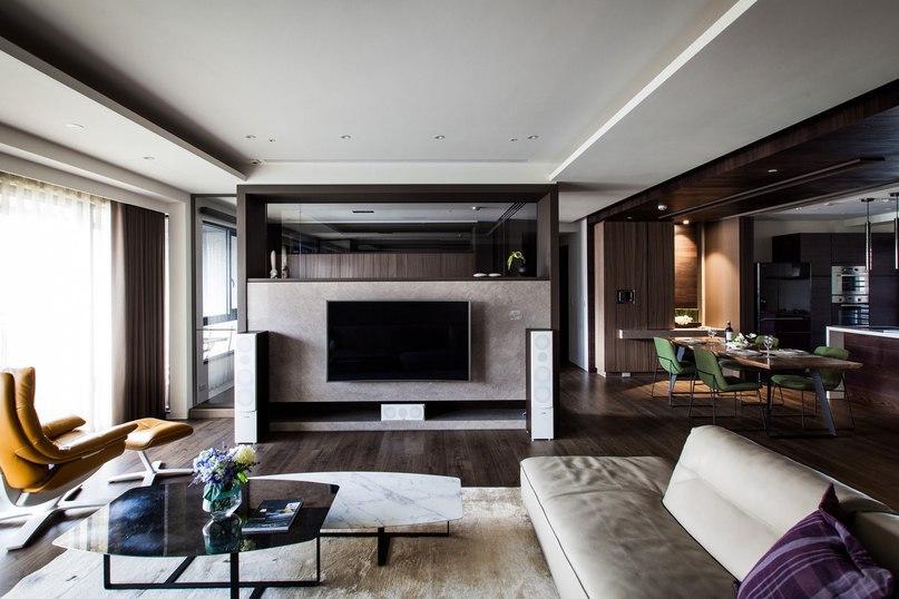 Проект резиденции Lin