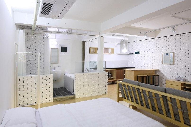 Часть 1. Zeroplace — стильная гостиница в