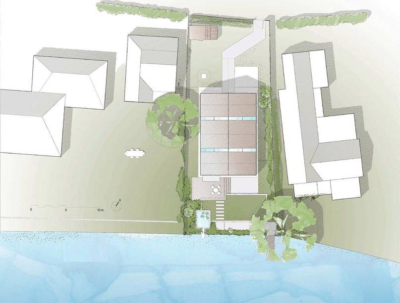 Часть 2. Плавающий дом (Amphibious House) в