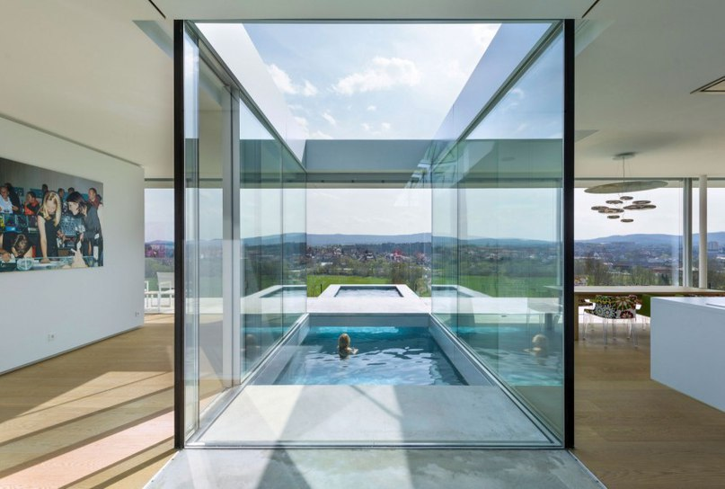 Glass House in Germany Is the Ultimate