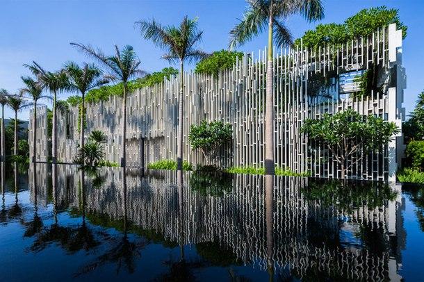 Проект Pure Spa, принадлежащего пятизвездочному отелю Naman