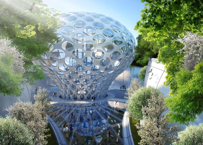 Часть 2. Будущее — за городами на