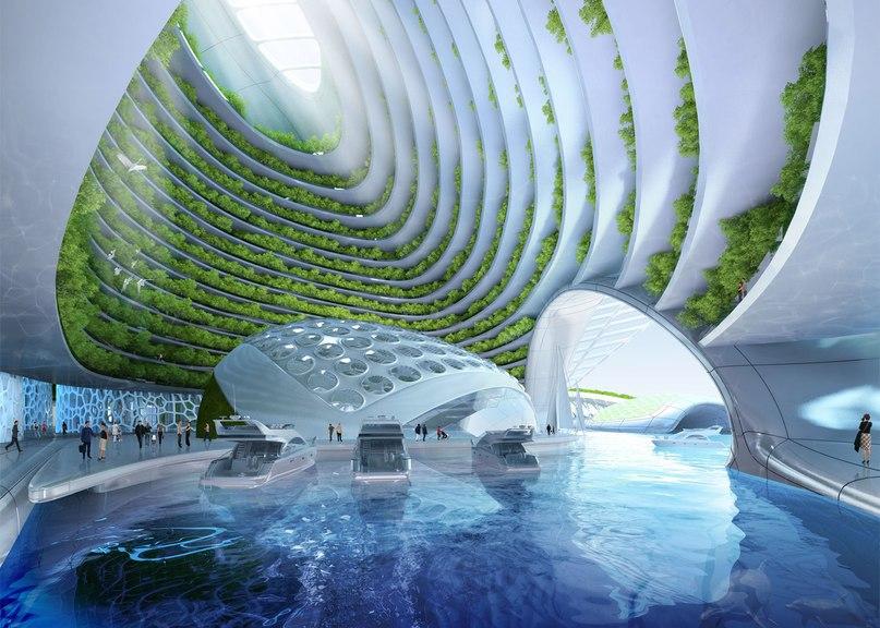 Часть 1. Будущее — за городами на