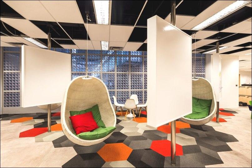 Сингапурская студия дизайна интерьера SCA Design завершила