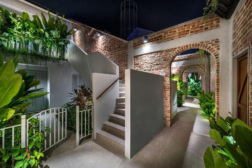 Отель Loke Thye Kee Residences – один