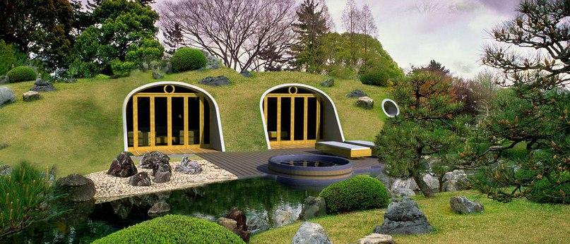 Магические дома (Magic Homes) от Green Magic