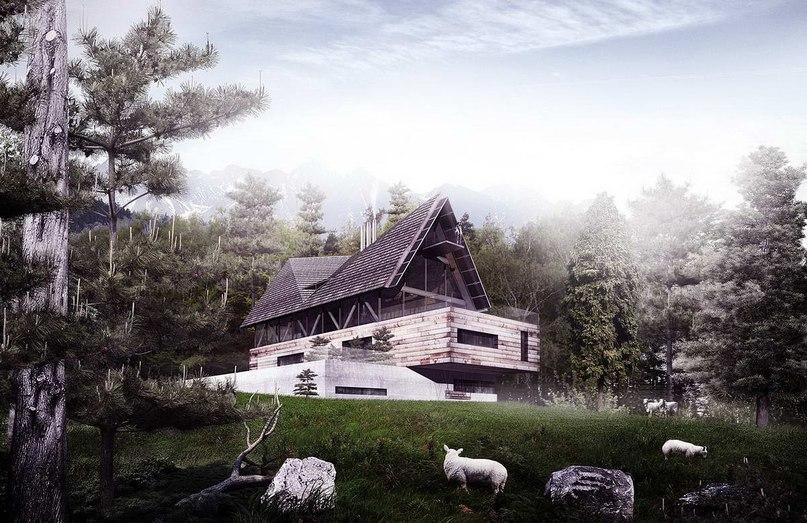 Часть 1. Польский дом (Polish House) в