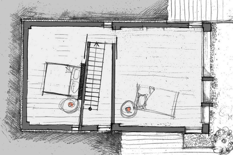 Часть 2. Жилой дом в Кишинёве (Dwelling