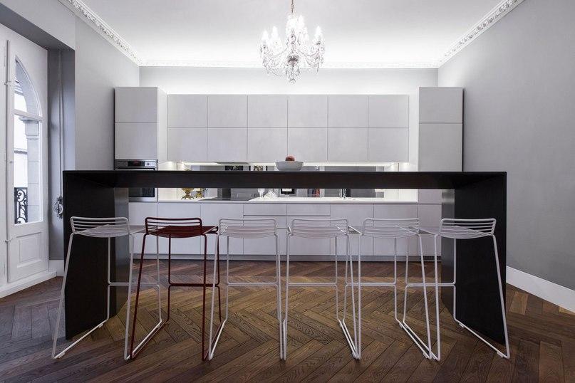 Квартира под названием Strauss Apartment расположена в