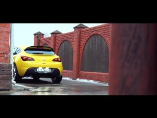 Вопреки погодным условиям. Opel GTC под защитным покрытием KRAGEN.