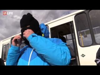 Съёмки нового клипа Яна Гордиенко в прямом эфире Лайфа