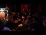 8 лет школе Sun drums в клубе Алиби.