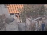 Сирия. Снайперы ИГИЛ расстреливают солдат сирийской армии(съёмка боевиков) 18+
