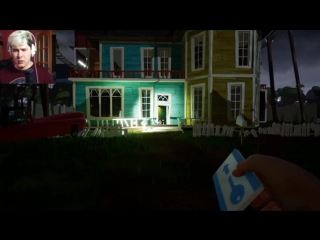Я СЛОМАЛ ИГРУ! - ПРИВЕТ СОСЕД БЕТА 3 (Beta 3) - Новый hello neighbour