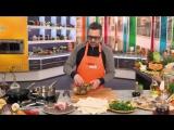 Наш домашний кулинар. Готовим шашлык на сковороде.