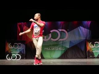 Танец DAP step! очень круто!