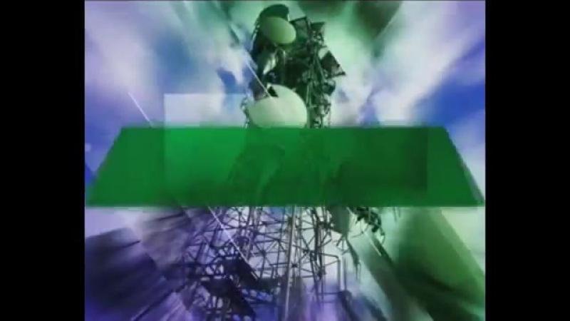 Начальная и конечная заставка программы Вести Telecom (Вести-Россия 24, 2007-2011)