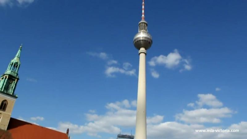 Berlin Alexanderplatz _ Берлин Александер платц