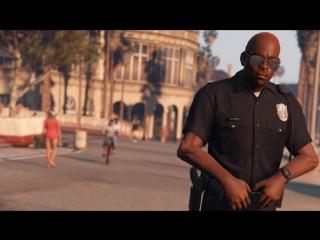 GTA 5 - FUCK THE POLICE