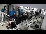 Just some Leg press