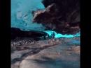 Ледяные пещеры Аляски - ледник Менденхолл