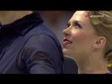 Skate Canada 2017.Ice Dance - SD. Kaitlyn WEAVER  Andrew POJE