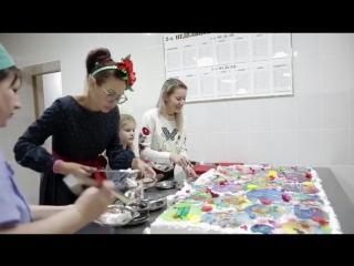 Поездка в детский дом с Эвелиной Бледанс