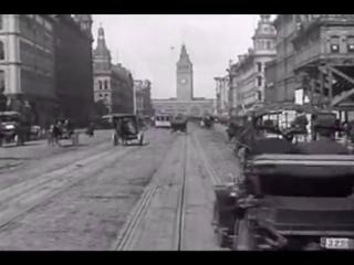 Air - La Femme D'Argent (Market Street in San Francisco in 1905)