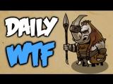 Dota 2 Watafak | Dota 2 Daily WTF - The dark side of the map