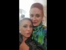 Eva Berger and Gina Snake