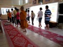 Ajahn Suthep 7 Step Walking Meditation