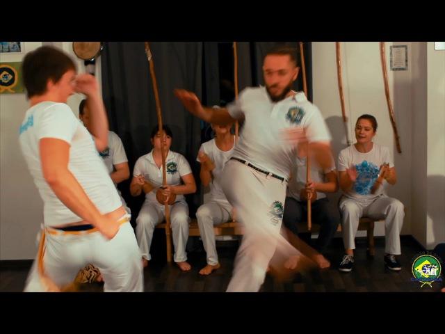 Capoeira Cordão de Ouro Ekaterinburg 2017