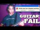 System Of A Down Guitar Fail Not Working
