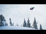 Freeskier Bobby Brown vs. a Switch Double Cork 900